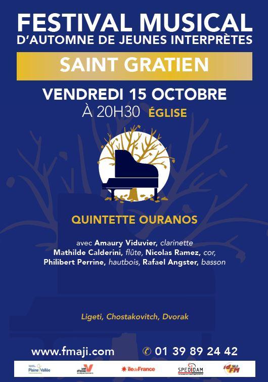 Concert Fmaji - Ensemble Ouranos