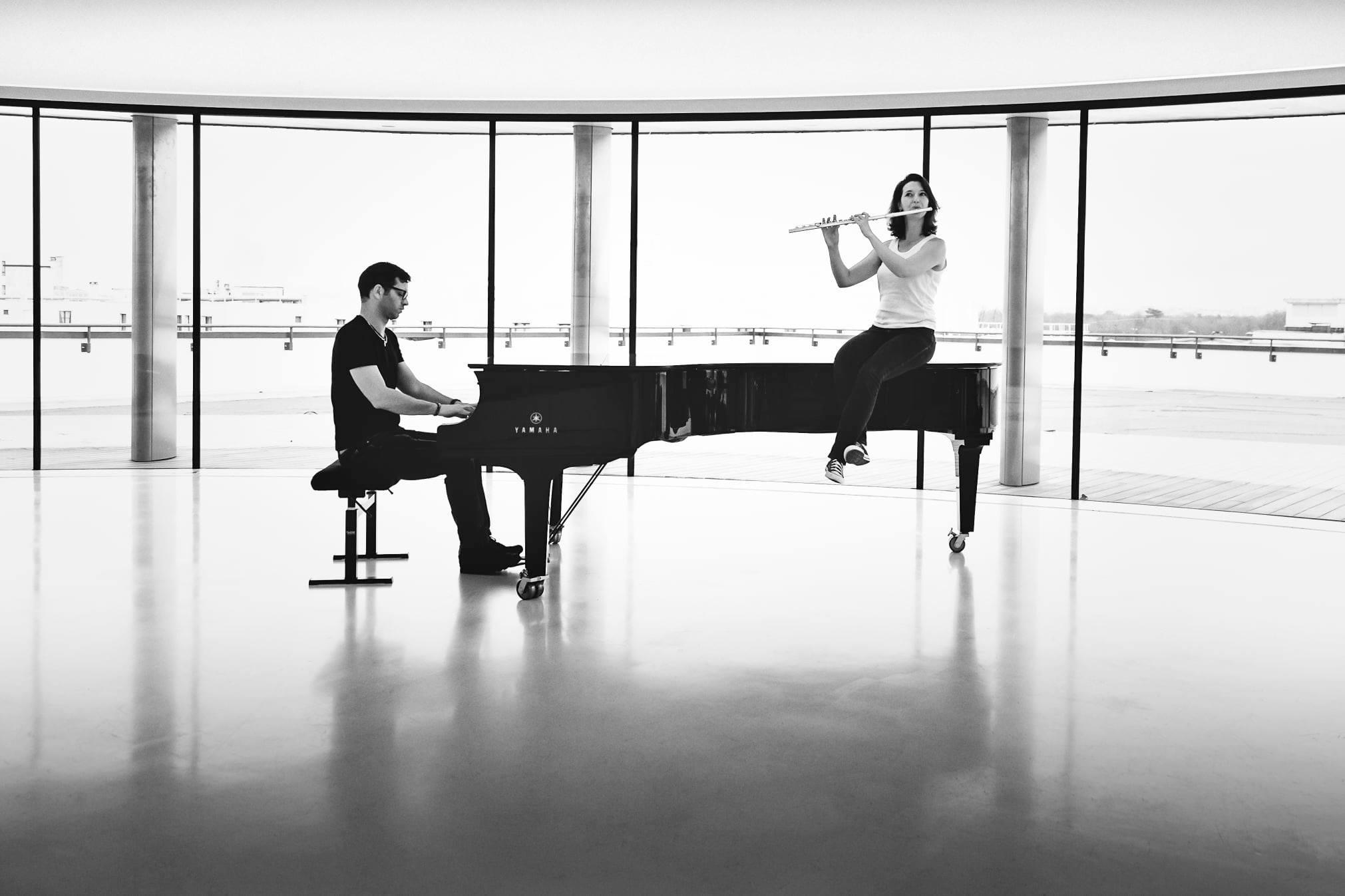 Guillaume et Christine Prod'homme