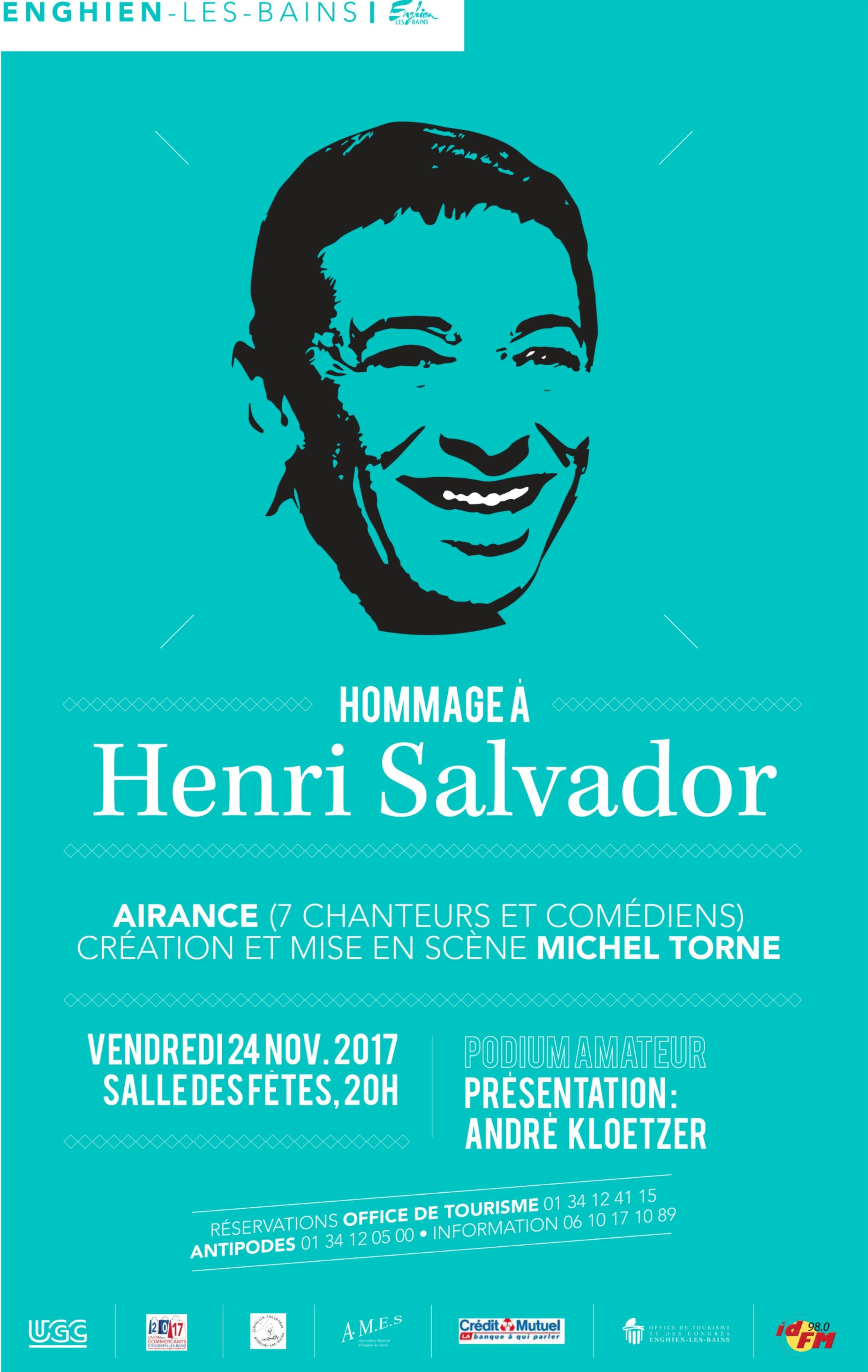 Hommage à Henri Salvador