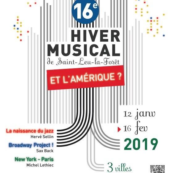 Hiver Musical de Saint-Leu-la-Forêt