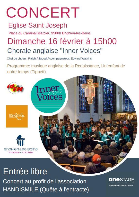 Concert de INNER VOICES