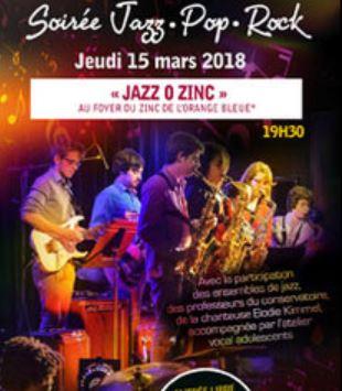 Jazz o Zinc - Eaubonne - 15 mars 2018