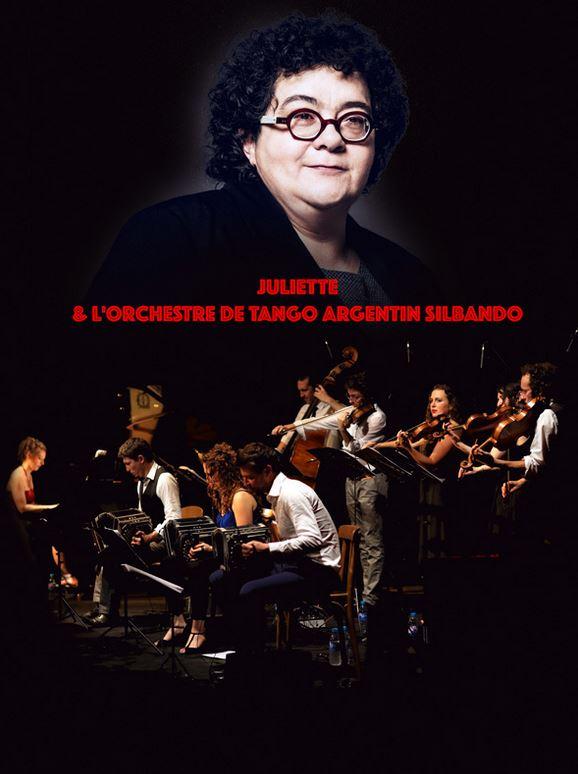Juliette et l'Ensemble Silbando