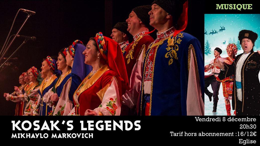 Kosak's Legends