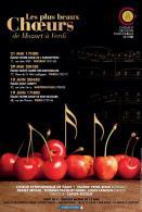 Concert du Chœur et Orchestre Symphonique de Paris : les plus beaux chœurs de Mozart à Verdi