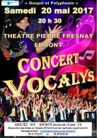 Concert de Vocalys