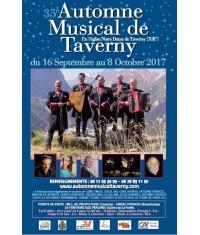 35e Automne Musical de Taverny: l'alléchant programme!