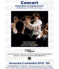 Musica Eaubonne : concert exceptionnel de 18 musiciens de l'Orchestre National de France!
