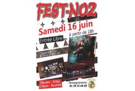 Denez Prigent, tête d'affiche de nouveau Fest Noz de Franconville!