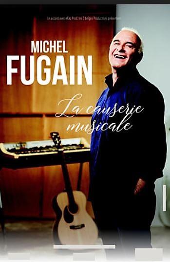 Michel Fugain causerie musicale