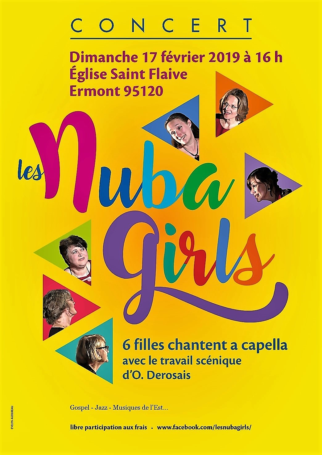 Les Nuba Girls