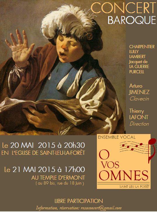 Concerts O VOS OMNES