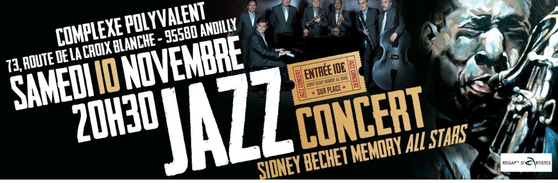 Orchestre Sydney Bechet Andilly