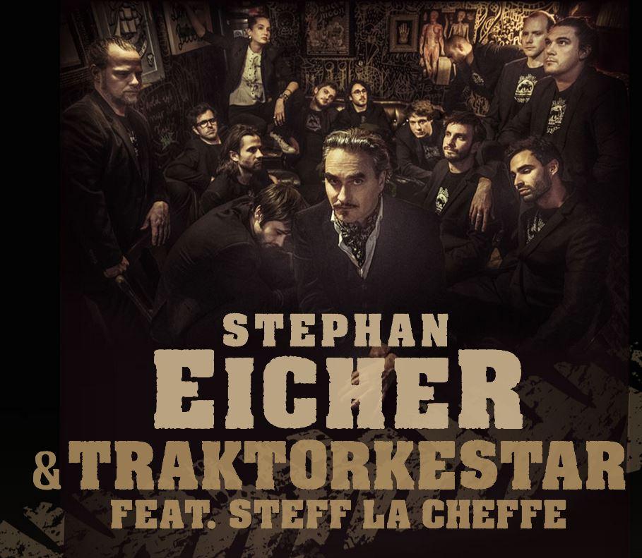 Stephan Eicher et Traktorkestar