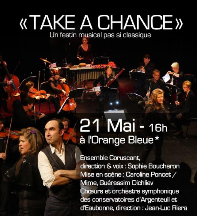 Concert TAKE A CHANCE