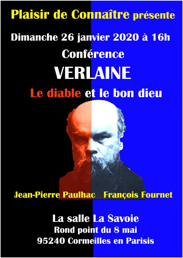 Conférence sur Verlaine