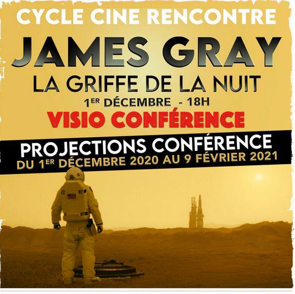 Cycle James Gray à Taverny