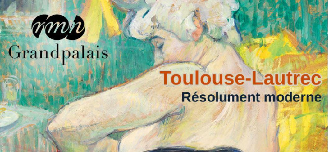 Exposition Toulouse-Lautrec à Paris