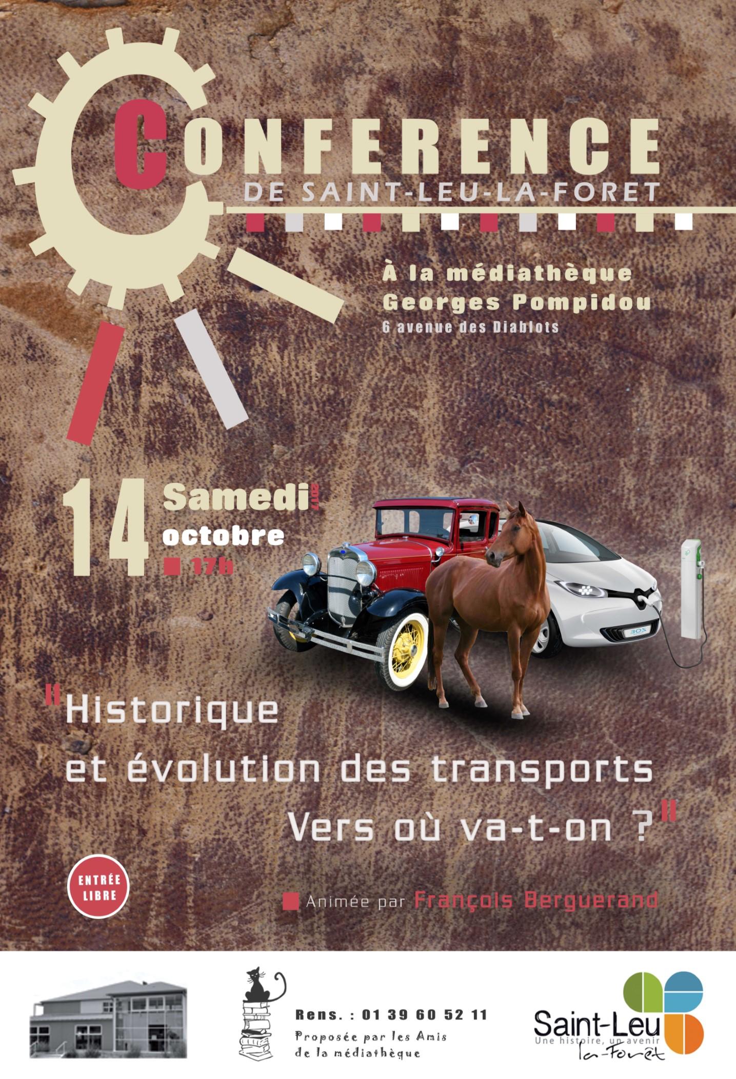 Conférence sur les transports