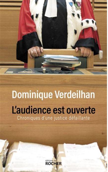 Livre de Dominique Verdeilhan