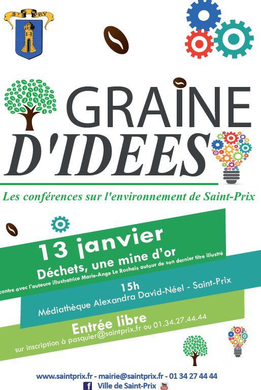 Rencontre le 13 janvier 2018 avec Marie-Ange Le Rochais