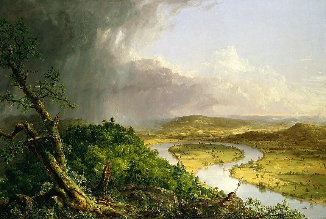 Peinture de Thomas Cole