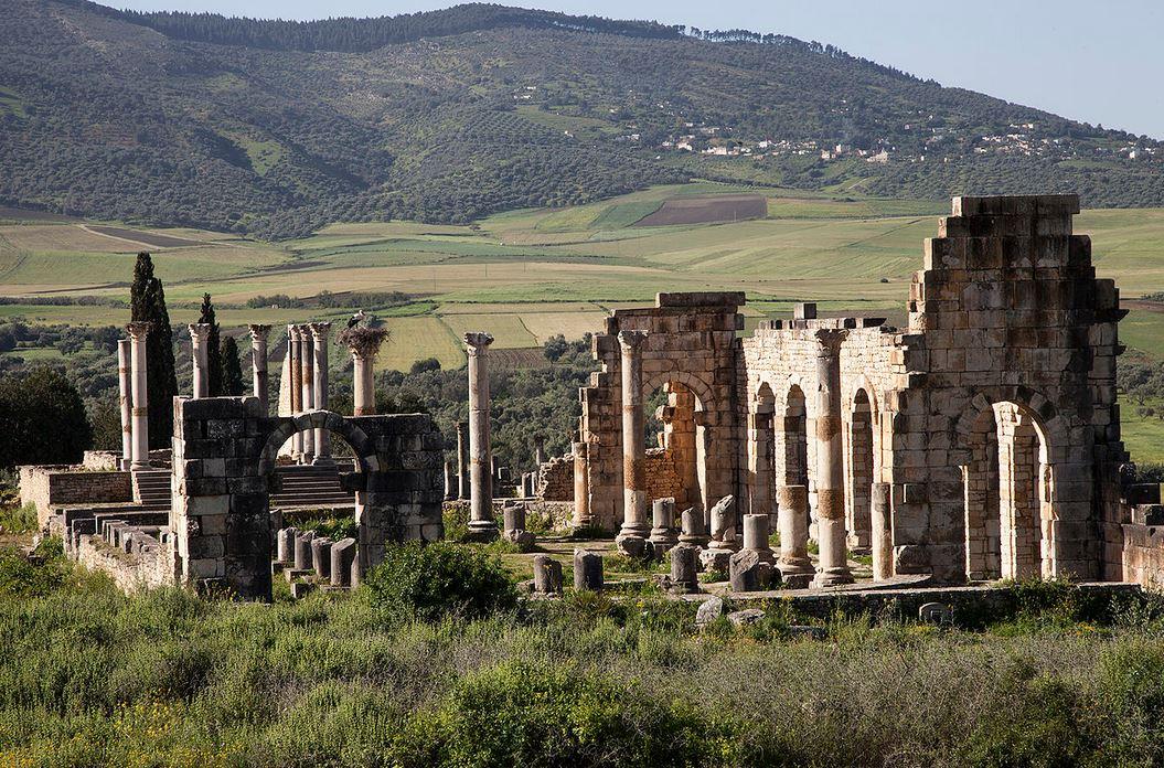Ruines de Volubilis