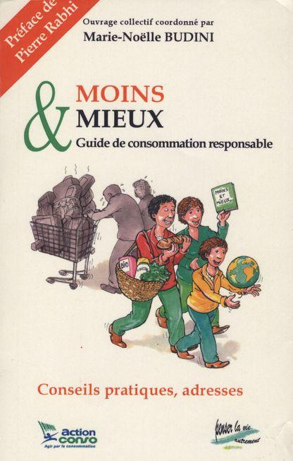 Moins et mieux guide de consommation responsable
