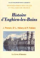 Histoire d'Enghien-les-Bains