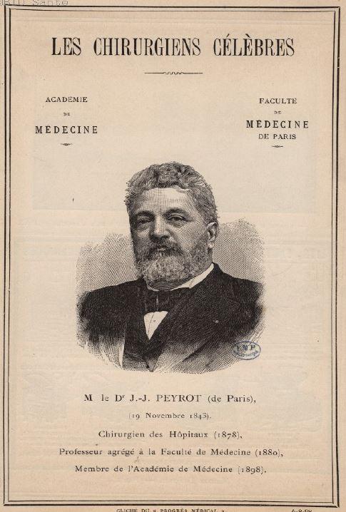 Jean-Joseph Peyrot