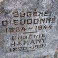 Enigmes eaubonnaises >> Eugène Camille Dieudonné, longtemps soupçonné d'appartenir à la fameuse Bande à Bonnot, est enterré dans le cimetière d'Eaubonne!