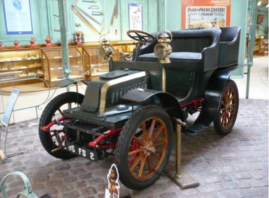 Peugeot Type 42 (Musée Malartre, Rochetaillée sur Saône)