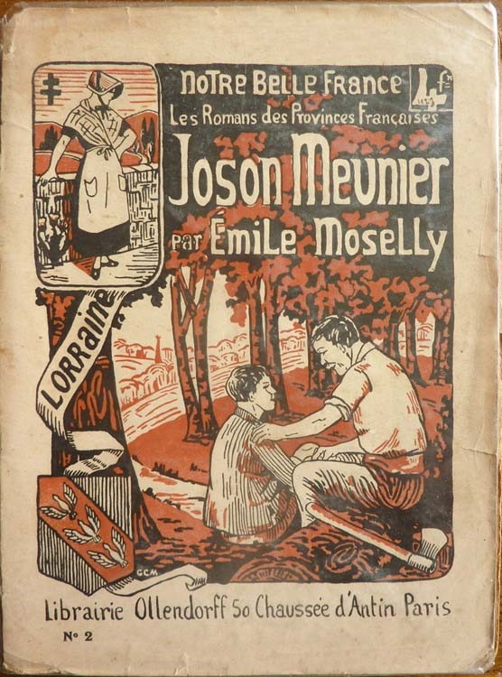 Roman de Emile Moselly
