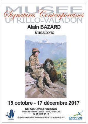 exposition de ALAIN BAZARD