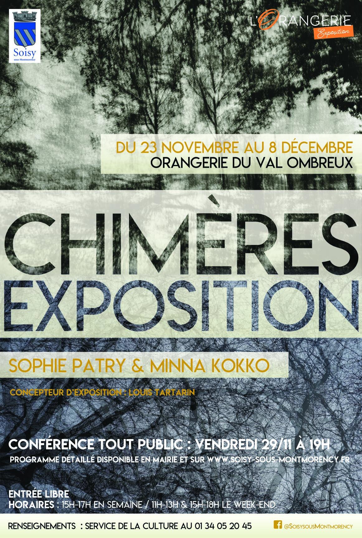 Exposition de Sophie Patry et Minna Kokko