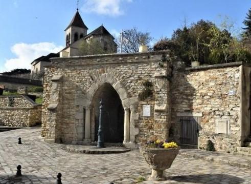 La fontaine Saint-Pry - photo François Vuillemet