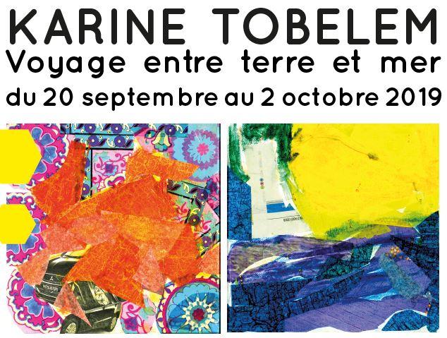 Exposition de Karine Tobelem