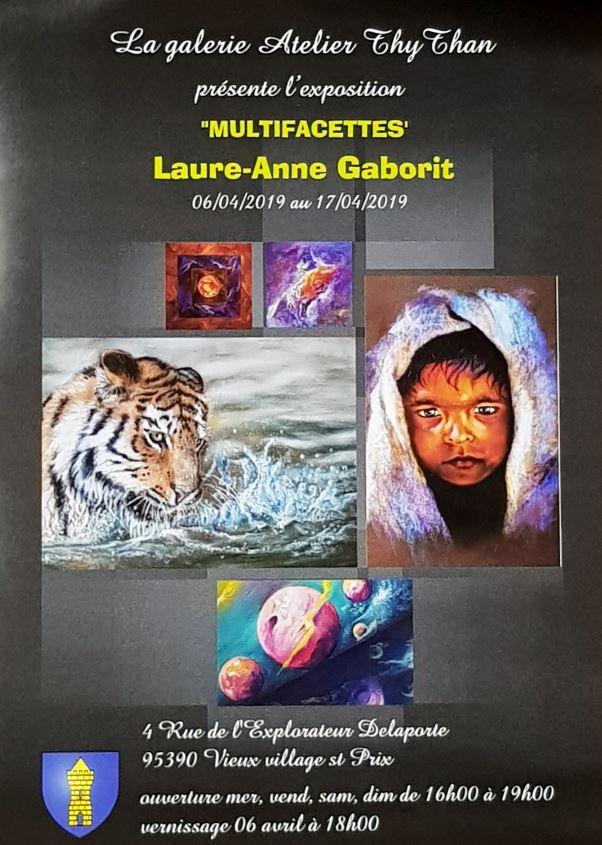 Exposition de Laure-Anne Gaborit