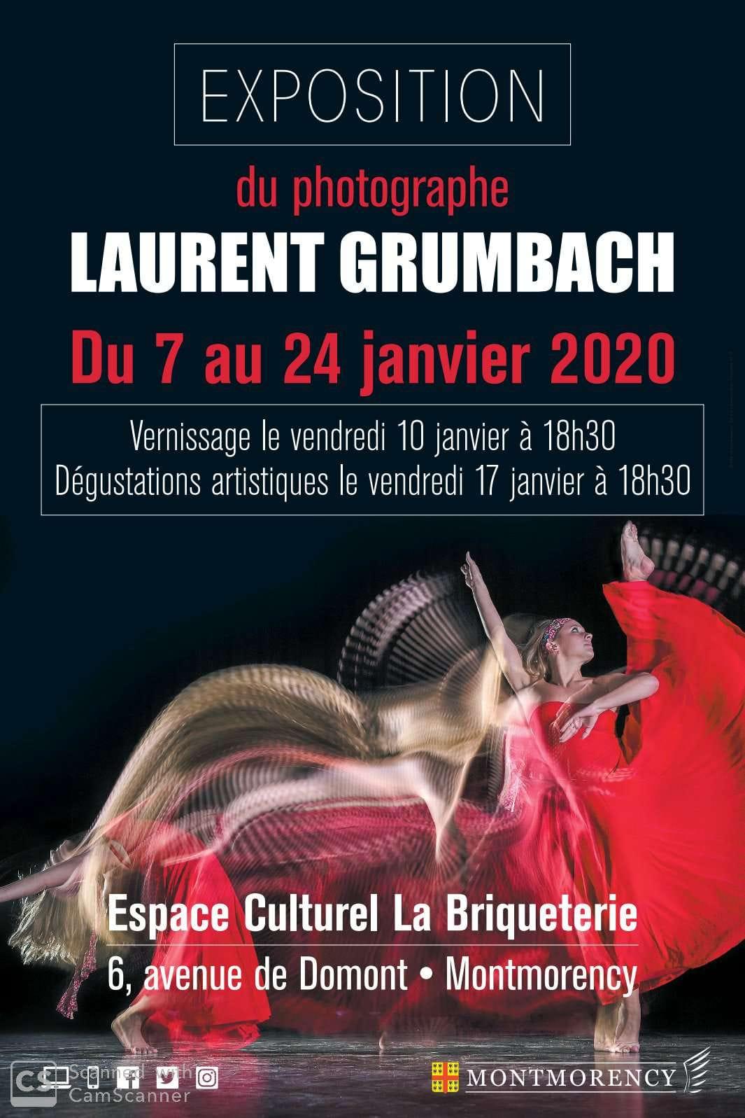 Exposition de Laurent Grumbach