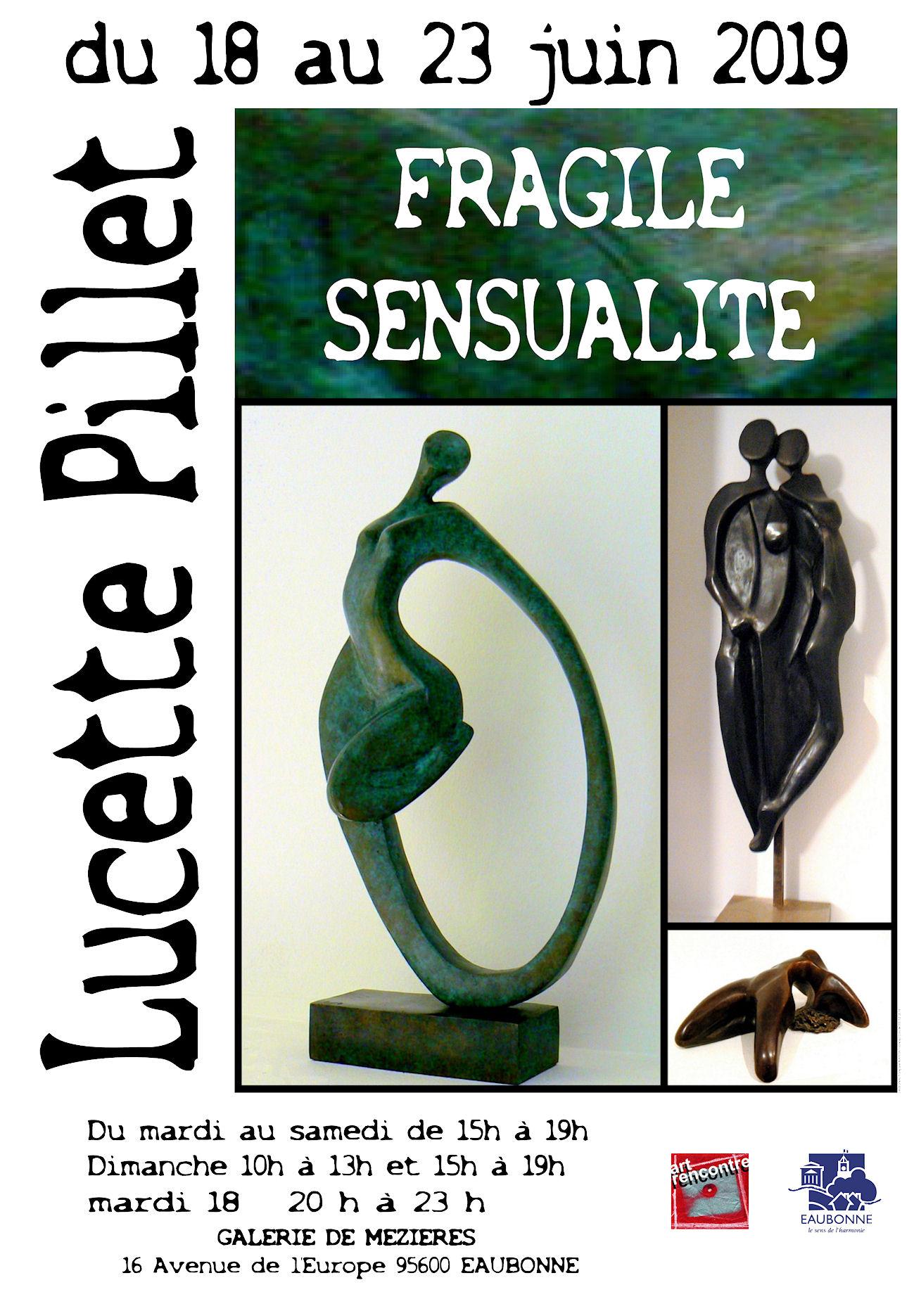 Exposition de Lucette Pillet