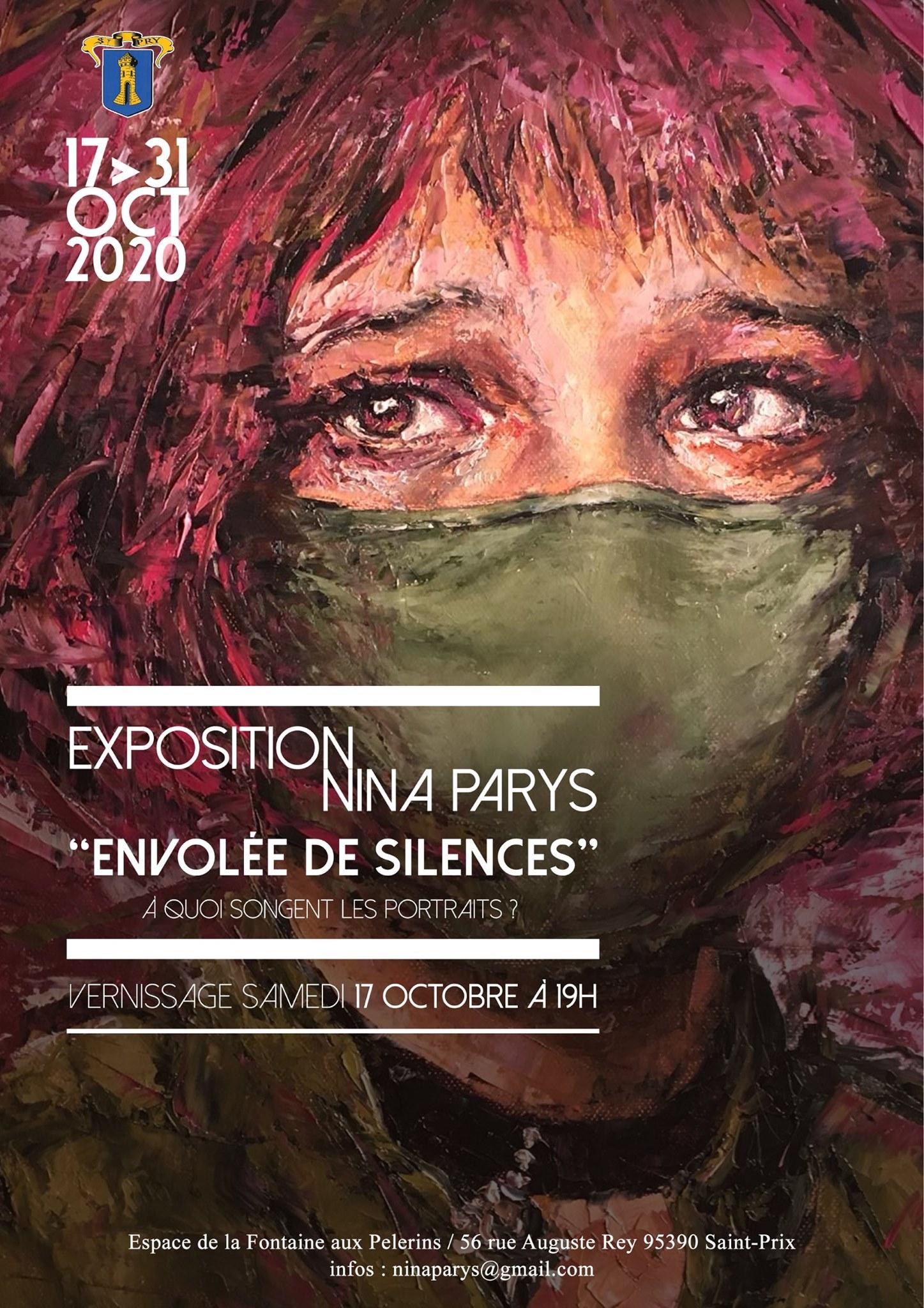 Exposition de Nina Parys