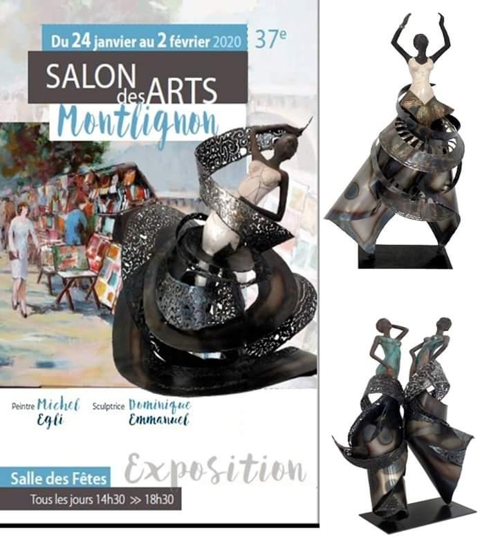 Salon des arts de Montlignon - 2020
