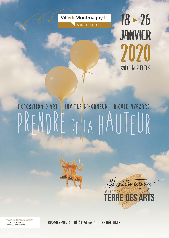 TERRE DES ARTS à Montmagny du 18 au 26 janvier 2020