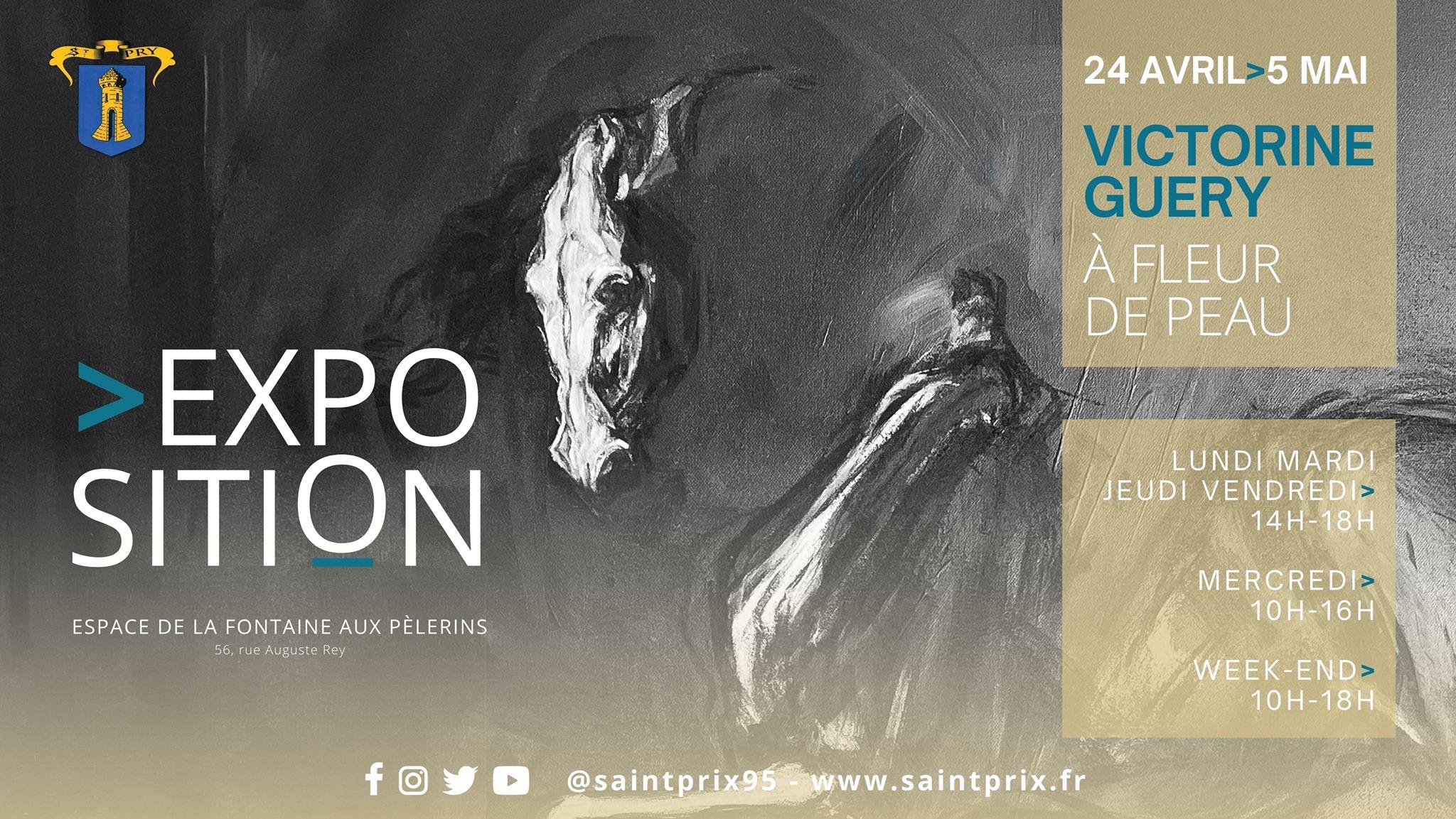 Exposition de Victorine Guery