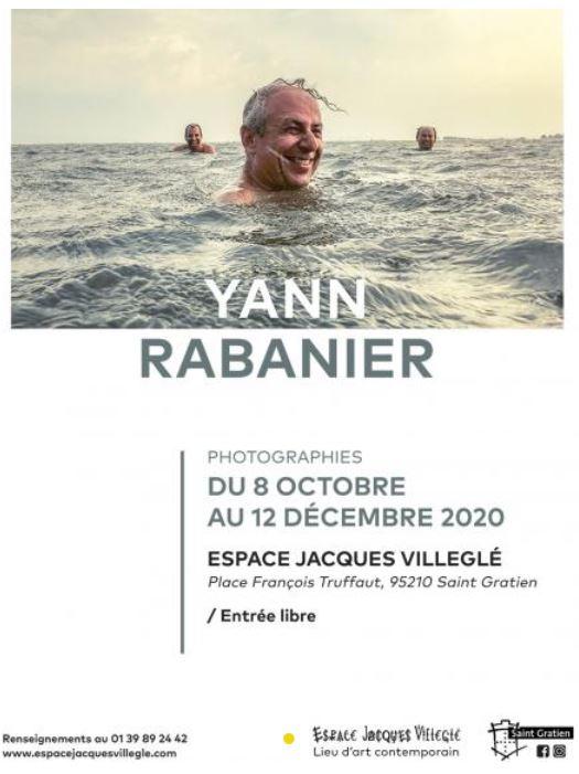 Exposition de Yann Rabanier