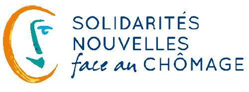 Logo Solidarités Nouvelles face au chômage