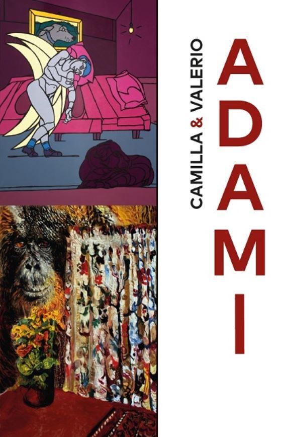 Exposition de Camilla et Valerio Adami