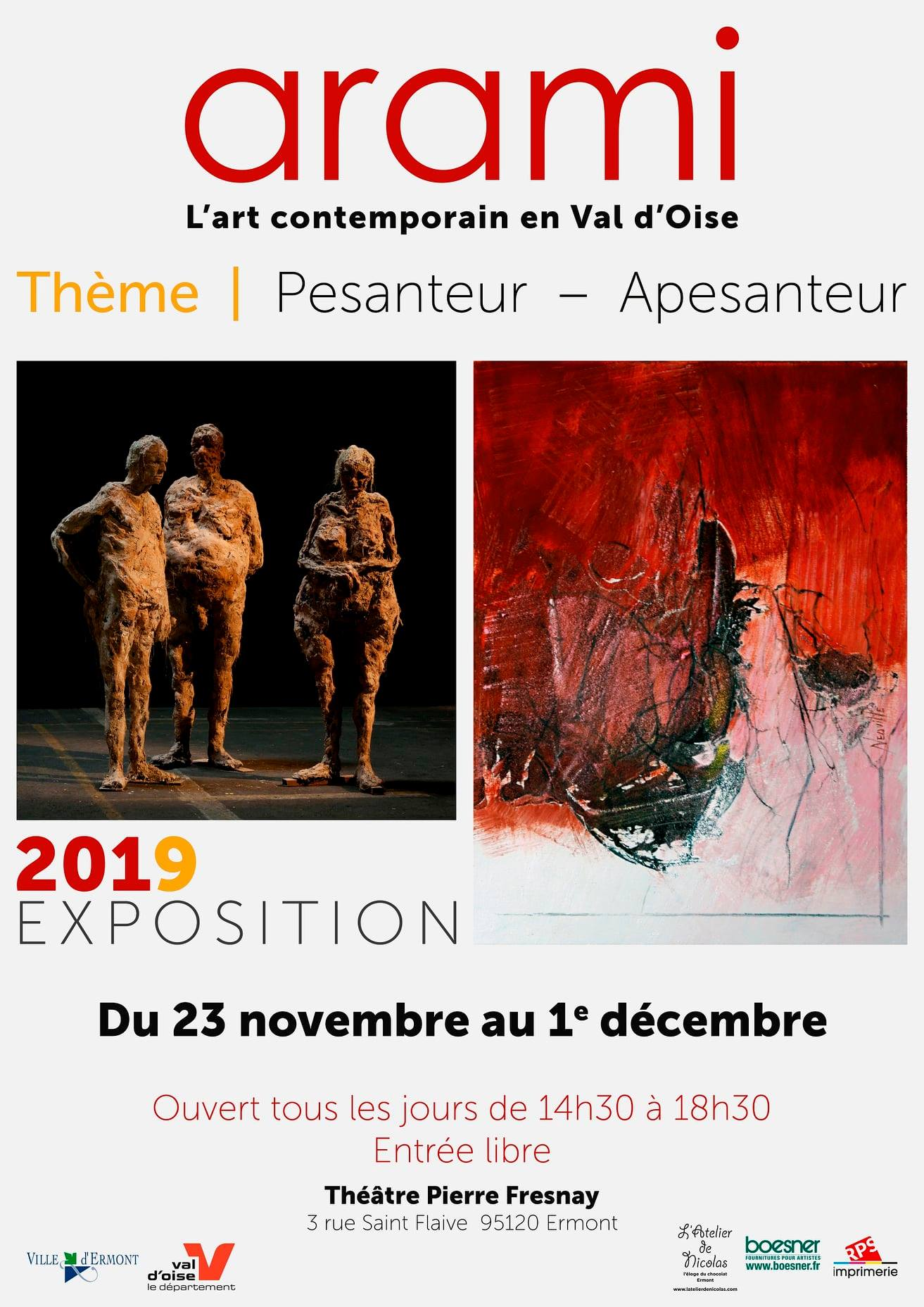 Exposition arami 2019