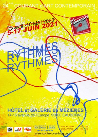 Exposition Art Rencontre - Rythme
