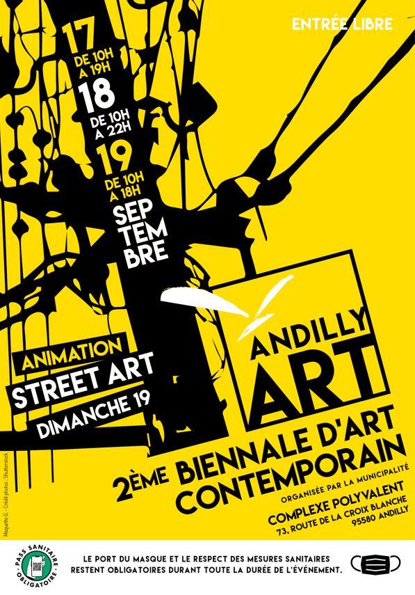 Biennale Andilly Art 2021